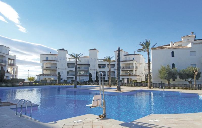 1192647,Apartamento en Roldan, Murcia, España  con piscina privada para 6 personas...