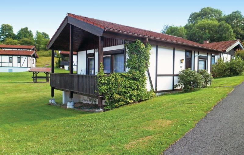 1192659,Casa en Dipperz, Hessen, Alemania para 4 personas...