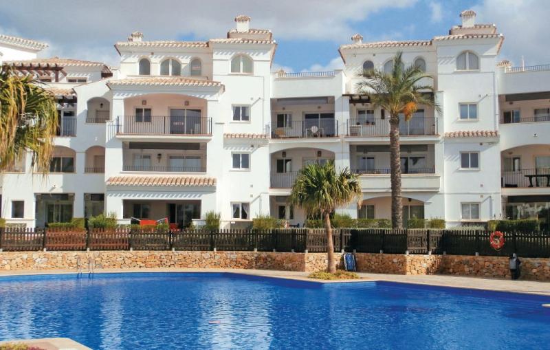 1192661,Apartamento en Sucina, en la Costa Calida, España  con piscina privada para 4 personas...