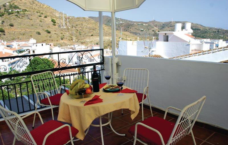 1192695,Vivienda de vacaciones en Torrox, Andalucía, España  con piscina comunitaria para 4 personas...