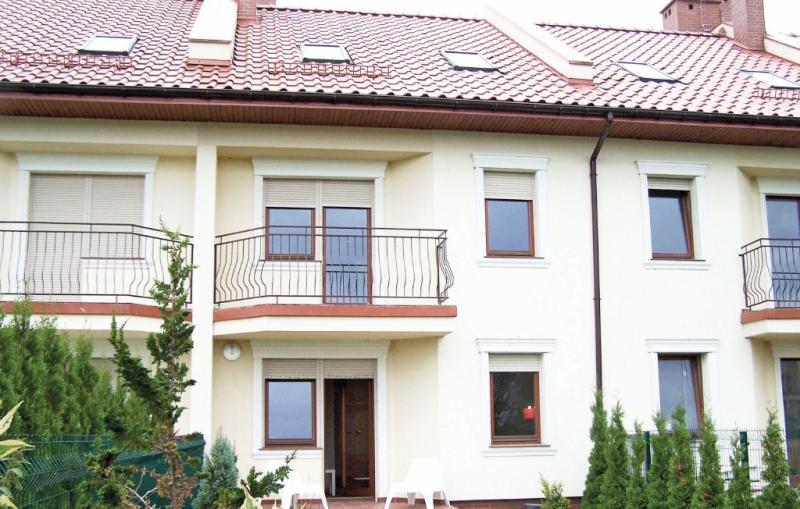 1192891,Vivienda de vacaciones en Mielno, Rowy-Baltic sea, Polonia para 14 personas...