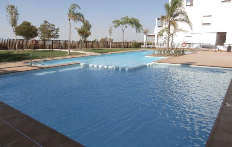 1192936, Apartment in Alhama de Murcia, Murcia, Spain  with private pool for 4 persons...