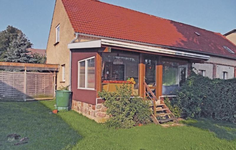 1192943,Apartamento en Rüggow, Mecklenburgische Seenplatte, Alemania para 4 personas...