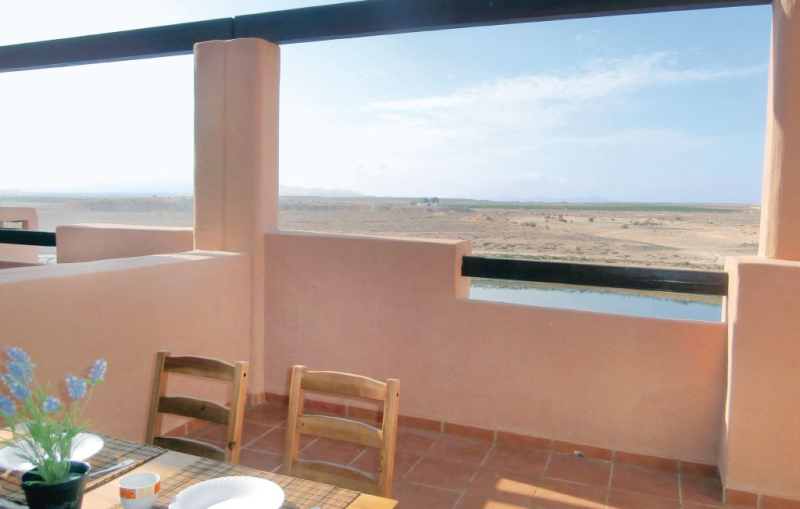 1192983,Appartement in Alhama de Murcia, Murcia, Spanje  met privé zwembad voor 4 personen...