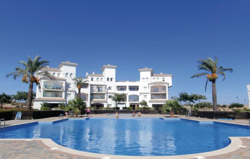 1192984,Apartamento en Sucina, Murcia, Murcia, España  con piscina privada para 4 personas...