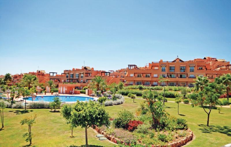 1192999,Apartamento en Casares, Andalucía, España  con piscina privada para 5 personas...