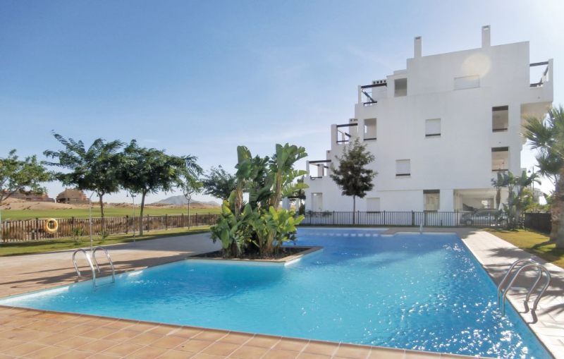 1193155, Apartment in Roldán, Murcia, Spain  with private pool for 4 persons...