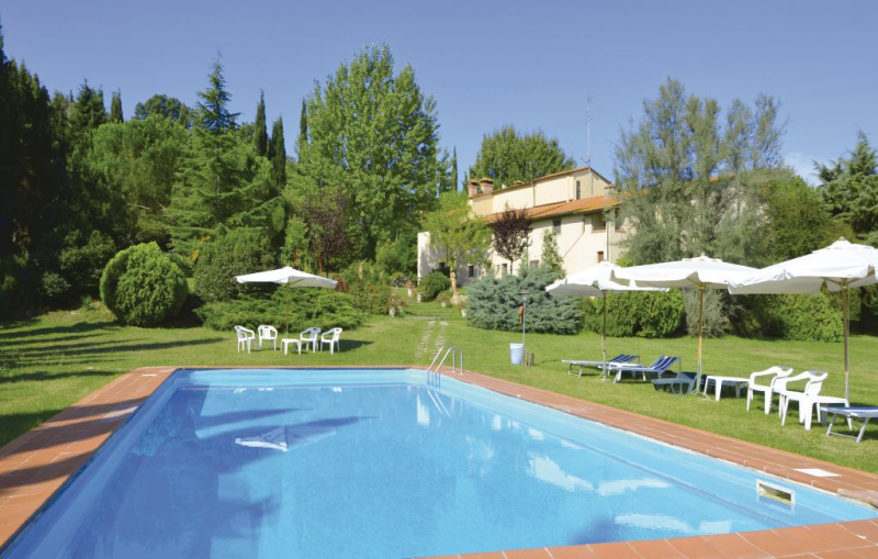 Ginestra 1193224,Apartamento  con piscina privada en Gambassi Terme -Fi-, en Toscana, Italia para 6 personas...