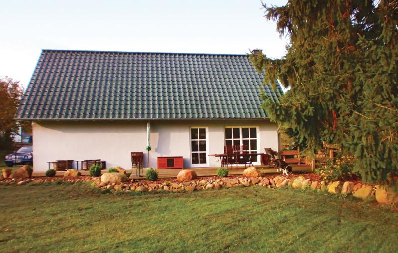 1193249,Casa en Putbus Ot Kasnevitz, Rügen, Alemania para 6 personas...