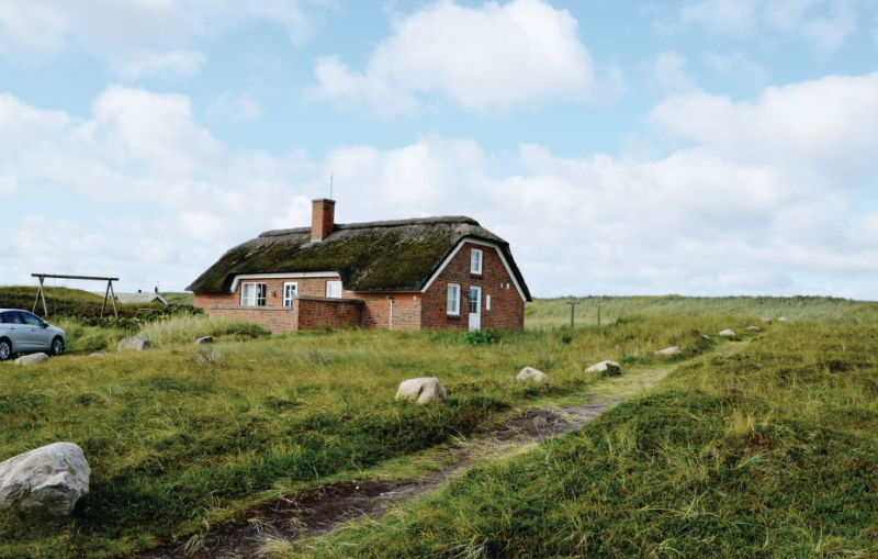 1193273,Casa en Harboøre, Fjand-Vrist-Vejlby Klit, Dinamarca para 8 personas...
