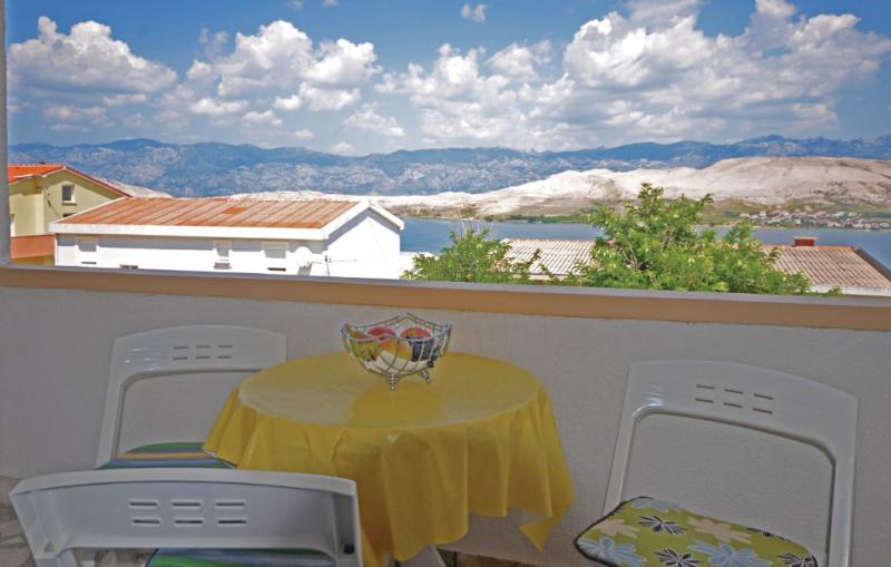 1193278,Apartamento en Pag, Dalmatia, Croacia para 2 personas...