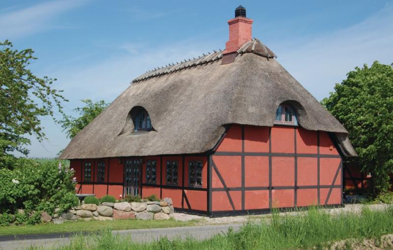 1193374,Vivienda de vacaciones en Bagenkop, Funen, Dinamarca para 4 personas...