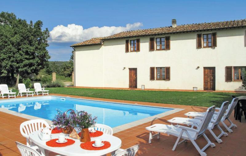 Campone 1193479,Casa en Monticiano Si, en Toscana, Italia  con piscina privada para 13 personas...