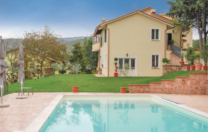 Flora house 1 1193770,Apartamento  con piscina privada en Località Macerino -Tr-, Umbria, Italia para 5 personas...