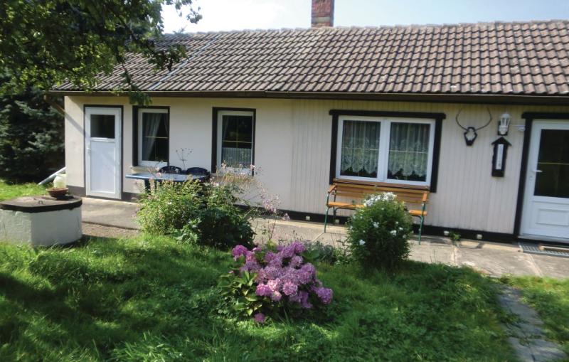 1193808,Casa en Harzgerode-dankerode, Harz, Alemania para 3 personas...
