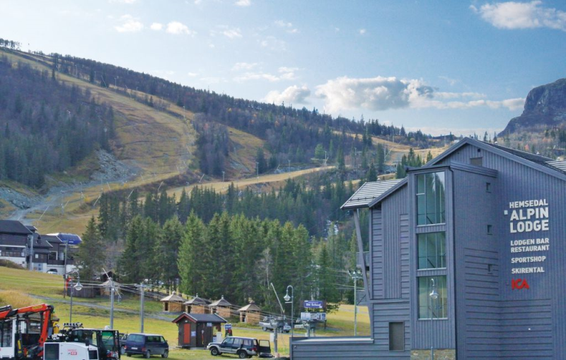 1194065,Apartment in Hemsedal, Hallingdal-Hemsedal, Norway for 9 persons...