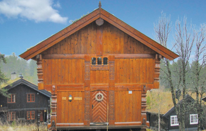 1194067,Casa en Rauland, Telemark-Indre Agder, Noruega para 7 personas...