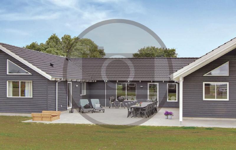 1194175,Casa en Blåvand, West Jutland, Dinamarca  con piscina privada para 24 personas...