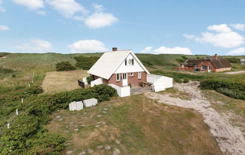1194515,Casa en Harboøre, Fjand-Vrist-Vejlby Klit, Dinamarca para 8 personas...