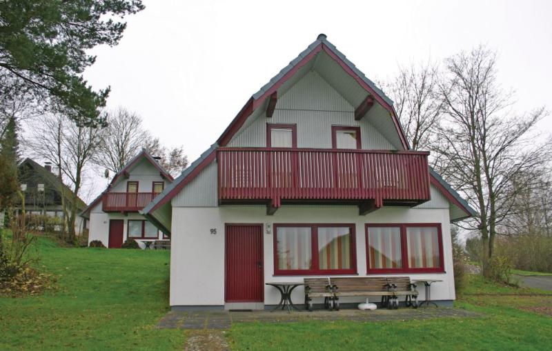 1195123,Casa en Kirchheim-hessen, Hessen, Alemania para 6 personas...