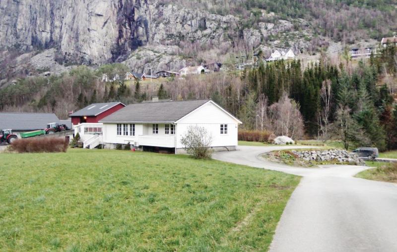 1195623,Casa en Dirdal, Rogaland, Noruega para 6 personas...