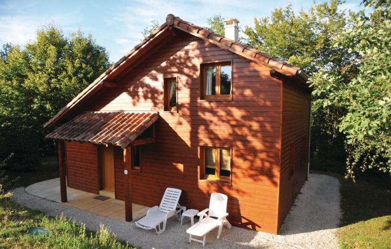 Souillac golf  country club 1180712,Apartamento en Souillac, Lot-et-Garonne, Francia  con piscina privada para 4 personas...