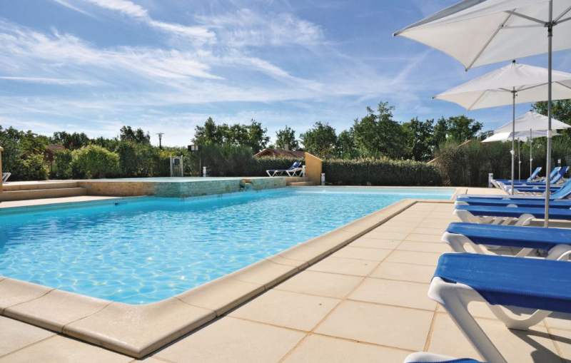 Souillac golf  country club 1180713,Apartamento en Lachapelle - Auzac, Lot-et-Garonne, Francia  con piscina privada para 6 personas...