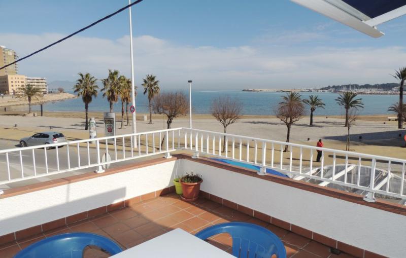 1196454,Apartamento en L´escala, en la Costa Brava, España para 6 personas...