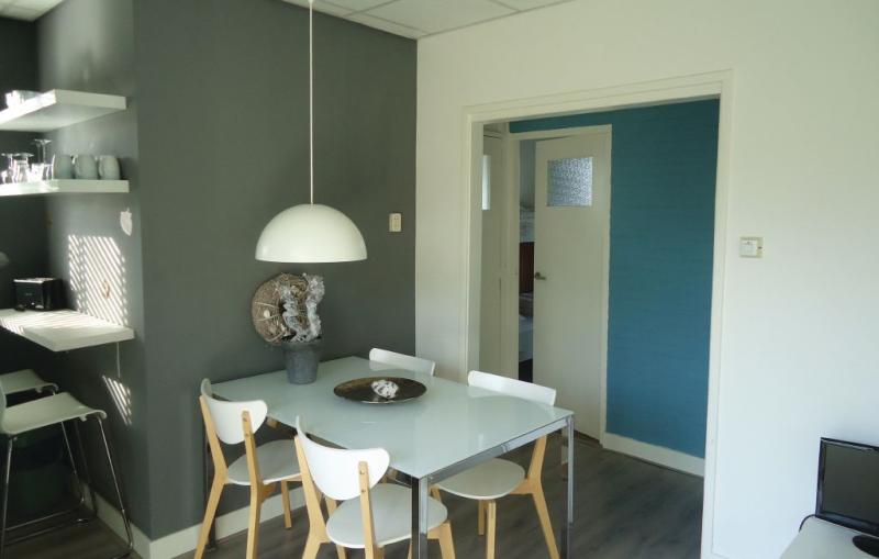 De eekhof  appartement tuin 1196515,Location de vacances à Hindeloopen, Friesland, Pays-Bas pour 4 personnes...