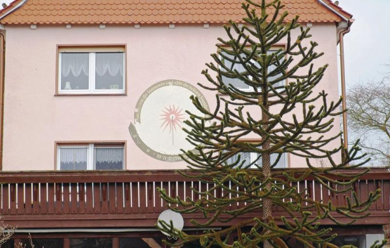 1196532,Apartamento  con piscina comunitaria en Mühlhausen, Hessen, Alemania para 4 personas...