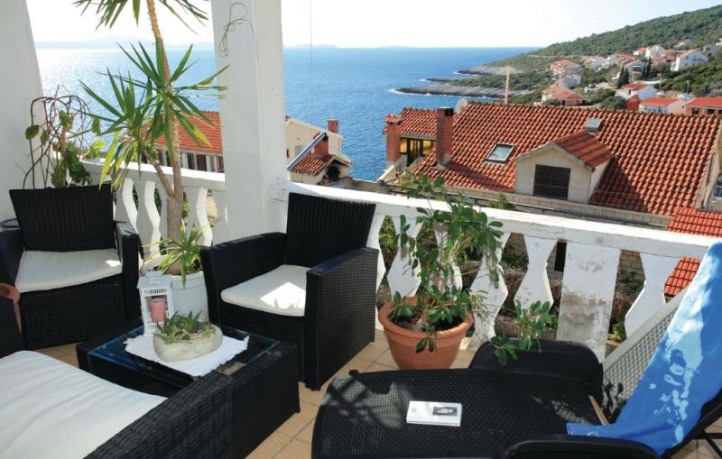 1196639,Apartamento en Cara, Dalmatia Islands, Croacia para 5 personas...