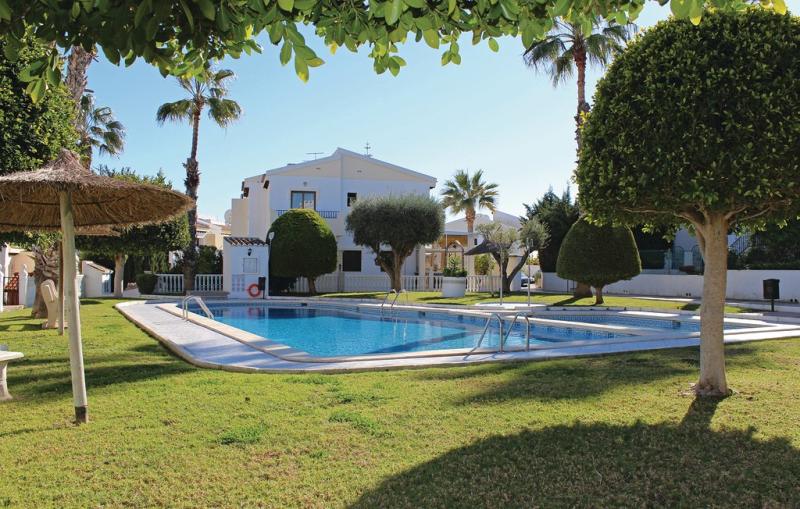 1196947,Апартамент   с частным бассейном на 4 человекa в Rojales, нa Коста Бланкe, в Испании...