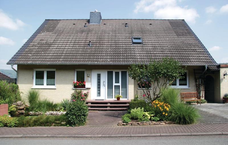 1197035,Apartamento  con piscina comunitaria en Oberweser-gieselwerder, Teutoburgian Forest, Alemania para 3 personas...