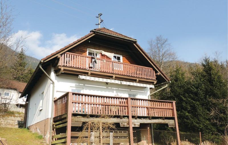 1197156,Casa en Weissenstein, Carinthia, Austria para 6 personas...