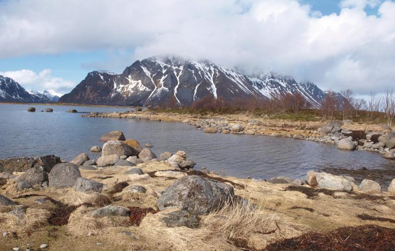 1197671,Casa en Kleppstad, North Norway, Noruega para 5 personas...