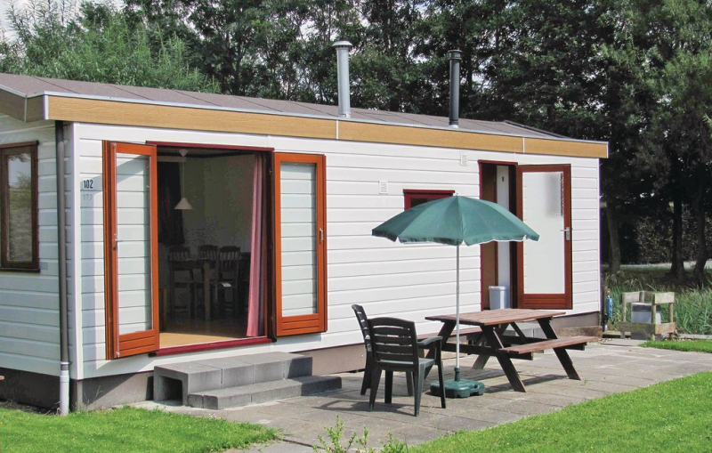 1197734,Holiday house  with private pool in Tzummarum, Friesland, Netherlands for 4 persons...