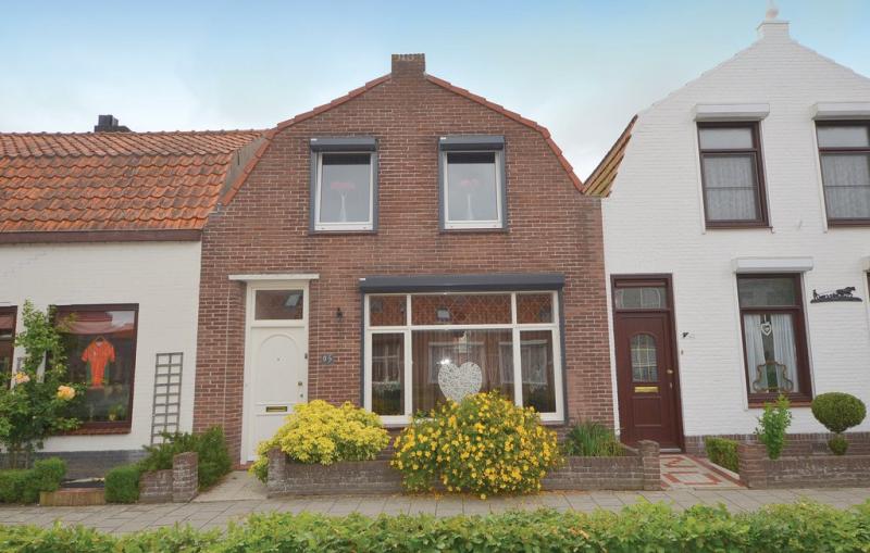 1197833,Vivienda de vacaciones en Breskens, Zeeland, Holanda para 6 personas...