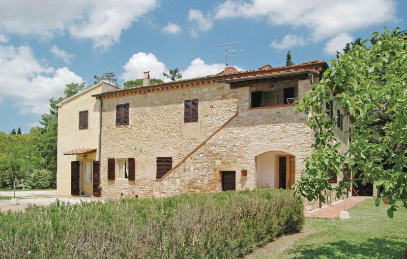 Stalla 1198017,Apartamento  con piscina privada en San Gimignano Si, en Toscana, Italia para 2 personas...