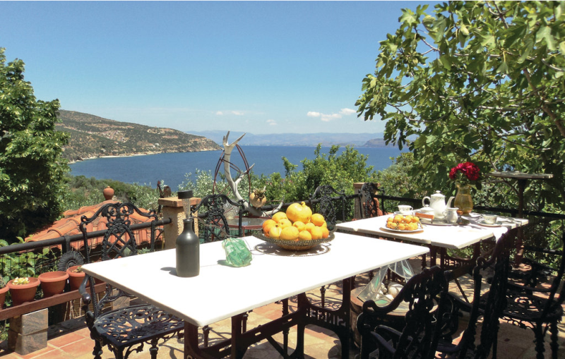 1198850, Holiday house in Xiropigado, Peloponese, Greece for 5 persons...
