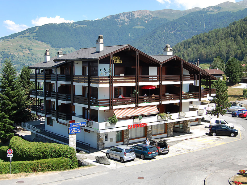 Grand place 3 141909, Apartment in Nendaz, Valais, Switzerland  with private pool for 2 persons...