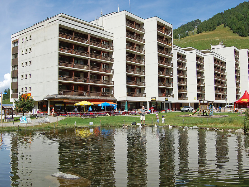 Rosablanche c53 142141,Apartamento en Siviez-Nendaz, Valais, Suiza para 3 personas...