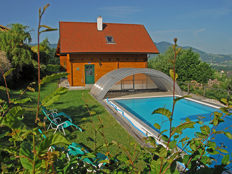 Sonnleiten 1465,Vivienda de vacaciones en Schlierbach, Upper Austria, Austria  con piscina privada para 4 personas...