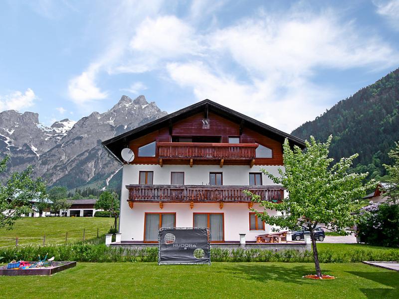 Edelweiss 14149,Apartamento en Werfenweng, Salzburg, Austria para 4 personas...