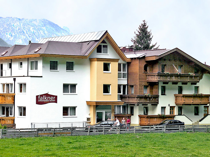 Falkner 14836,Apartamento  con piscina privada en Längenfeld, Tirol, Austria para 2 personas...