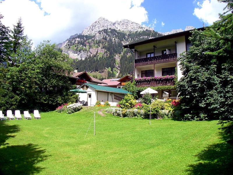 Elisabeth 14992,Apartamento en Nesselwängle, Tyrol, Austria para 4 personas...
