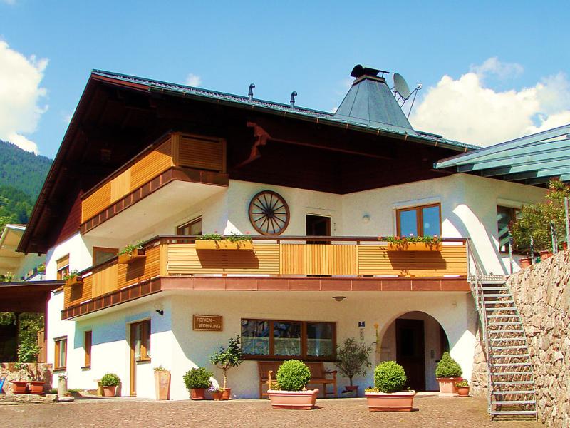 Trummer 141013,Apartamento en Schruns, Vorarlberg, Austria para 4 personas...