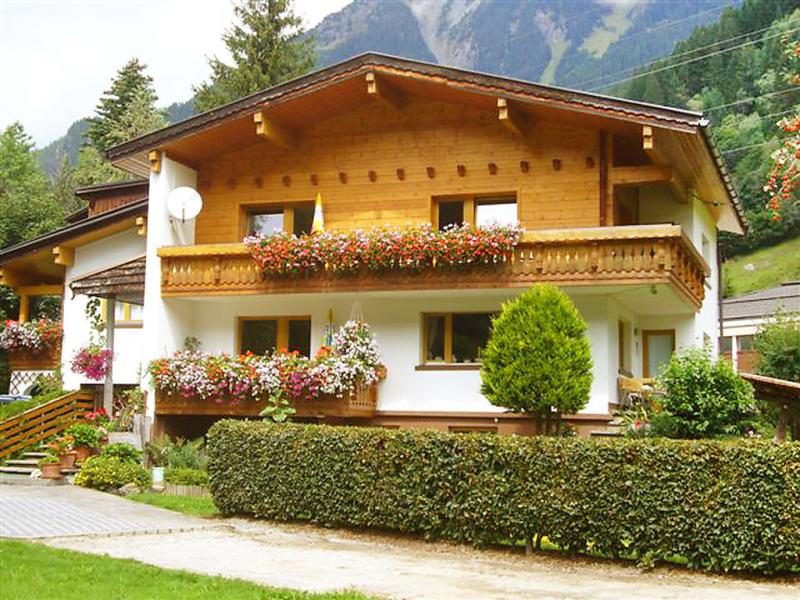 Silvretta 141037,Apartamento en Gaschurn, Vorarlberg, Austria para 4 personas...