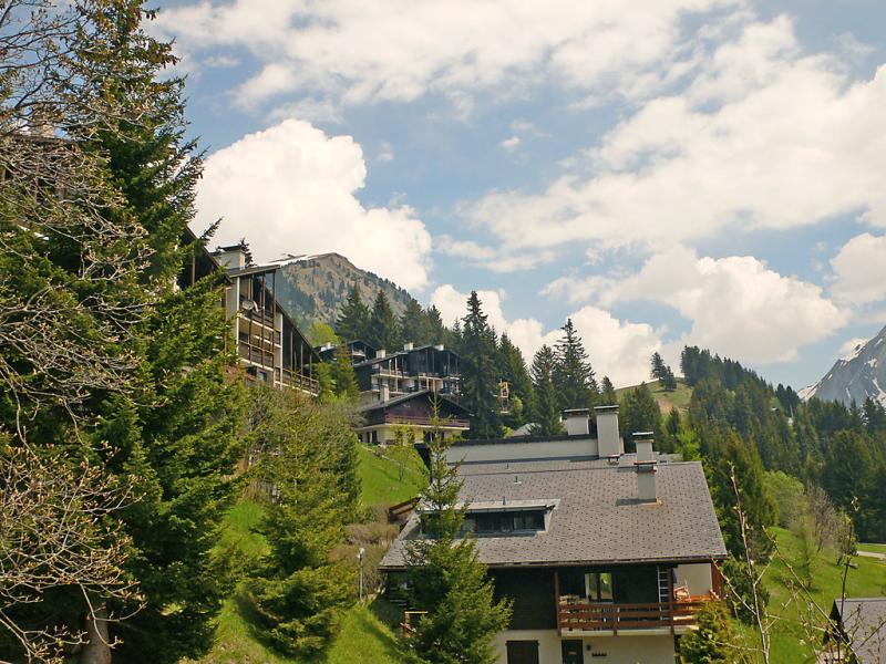 Les arsets 141433,Apartamento en Alpe des Chaux, Alpes Vaudoises, Suiza para 4 personas...