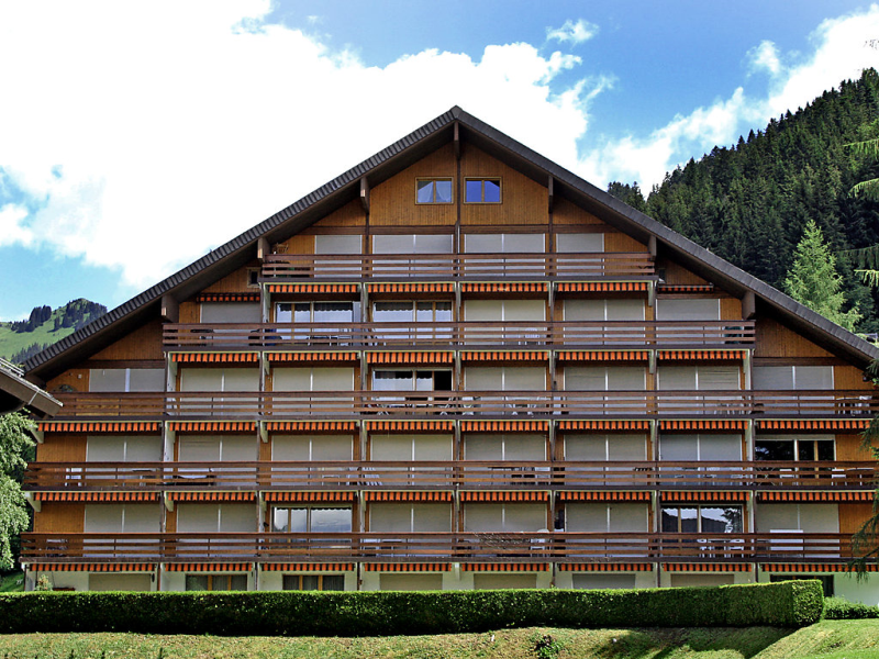 Emeraude 26 141488, Holiday house in Villars, Alpes Vaudoises, Switzerland for 2 persons...