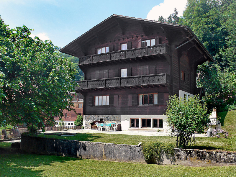 Riant soleil 141489, Holiday house in Villars, Alpes Vaudoises, Switzerland for 28 persons...